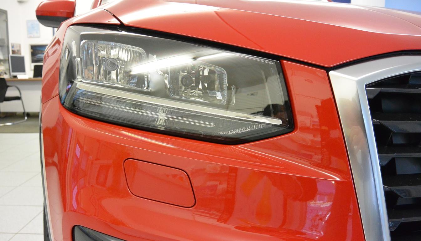 Audi Q2 Scheinwerfer
