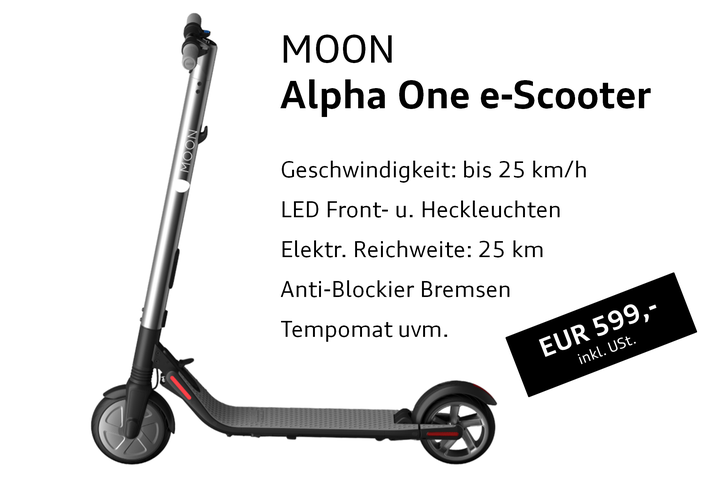 Moon e-Scooter