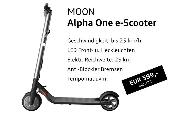 Moon e-Scooter